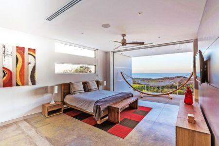 chambre 2 - Kalia's EOS - location - Costa Rica