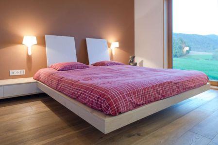 chambre 2 - Maison bois par BIRO GASPERIC - Velesovo, Slovenia