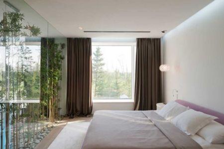 chambre 2 - Villa Agalarov par SL Project - près de Moscou, Russie