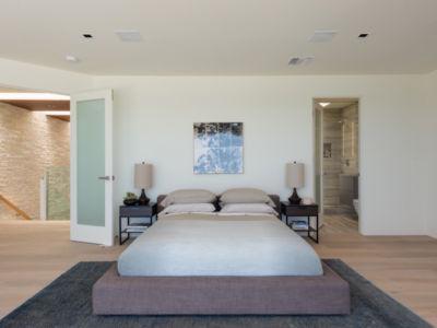 chambre 2 - villa contemporaine à Malibu, Usa