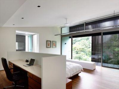 chambre - 59BTP House par ONG&ONG - Singapour