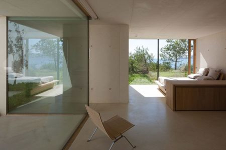 chambre - Alon House par AABE et Partners -France
