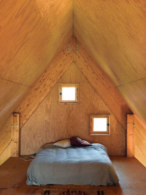 chambre - Barache residence par Jean-Baptiste Barache - Auviliers, France
