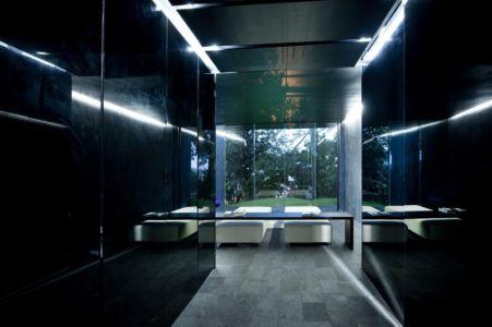 chambre - Casa Altamira par Joan Puigcorbé - Costa Rica