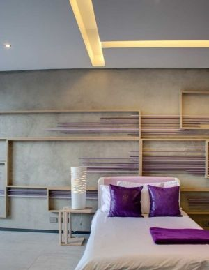 chambre - House Sar par Nico van der Meulen Architects - Johannesbourg, Afrique du Sud