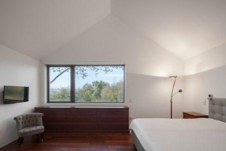 chambre - House-four-houses par Prod Architecture - Penafiel, Portugal