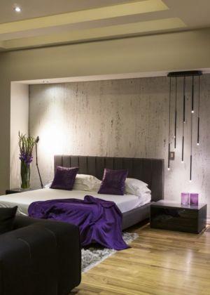 chambre - House-in-Blair-Atholl par Nico van der Meulen Architectes - Johannesburg, Afrique du Sud