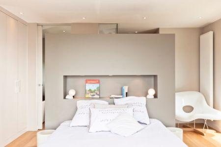 chambre - House-in-Lyon par Damien Carreres - Lyon, France