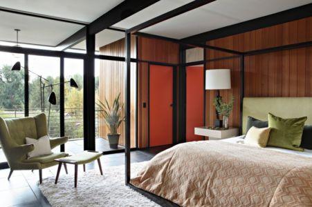 chambre - La Cañada Residence par Jamie Bush & Co. - Sierra Madre, Usa