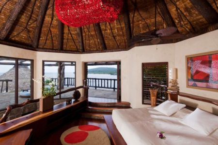 chambre - Laucana Island - Suva, îles Fidji