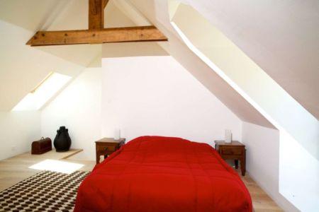 chambre - Le-Bourg-Neuf par ng-architecte - Bretagne, France