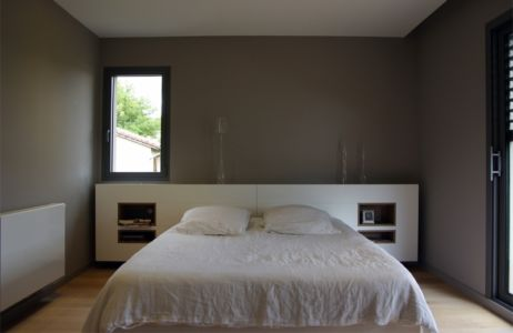 chambre - MLEL par Dank Architectes - France