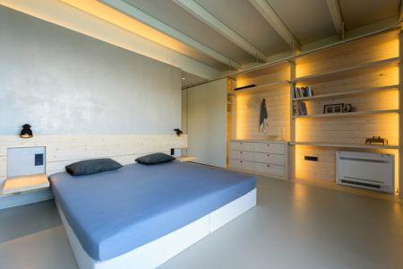chambre - Notre Ntam' Lesvos Residences par Z-level à Agios - Fokas, Grèce