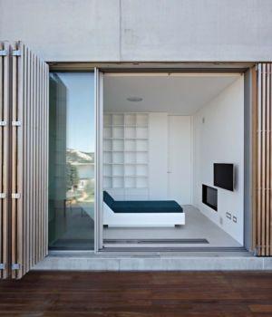 chambre - Olive House par LOG-URBIS - Pag, Croatie