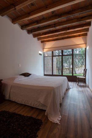 chambre - Pinar house par MO+G Taller de arquitectura - Zapopan, Mexique