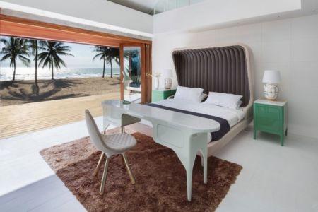 chambre Principale -iniala-beach-house par Estudio & A-Cero - Phang Nga, Thaïlande