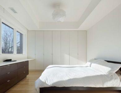chambre - Renovates-Private-Residence par Dpai Architecture - Hamilton, Canada