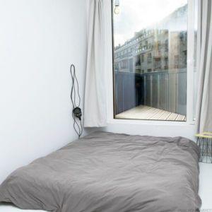 chambre - Saganaki House par BUMParchitectes, France