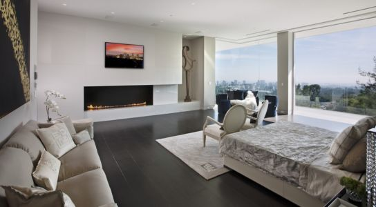 chambre - Sarbonne par McClean Design - Los Angeles, Usa