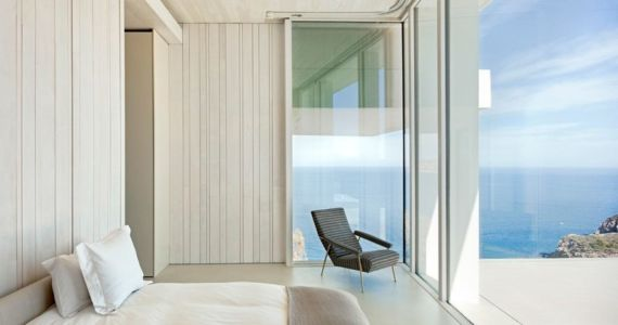 chambre - Sardinera House par Ramon Esteve Estudio - Valencian Community, Espagne