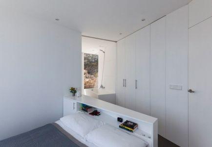 chambre - Sunflower House par Cadaval & Solà-Morales - Gérone, Espagne