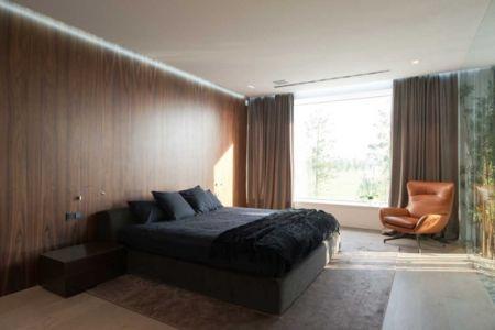 chambre - Villa Agalarov par SL Project - près de Moscou, Russie