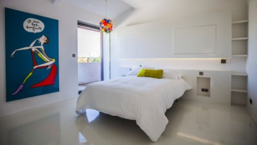 chambre - Villa Horizon - Arbonne - France