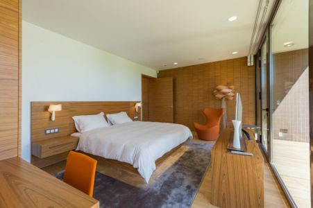 chambre - Villa M par Oliver Grigic - Cepin, Croatie