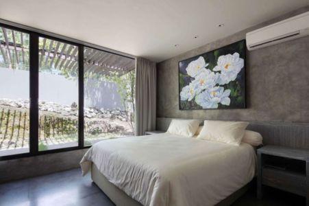 chambre - Villa Pecatu par Wahana Cipta Selaras - Pecatu, Indonésie
