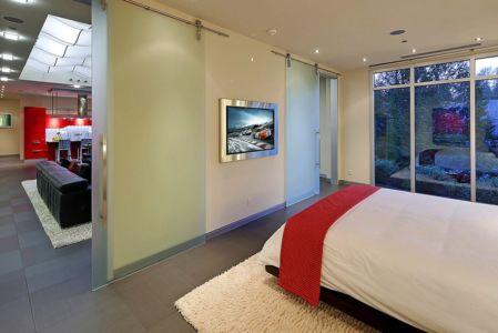 chambre - West Bellevue House - Washington, USA