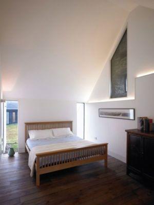 chambre - White-House par WT-Architecture - Grishipoll, Ecosse