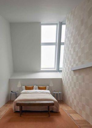 chambre - ZEB Pilot House par Snøhetta - Larvik, Norvège