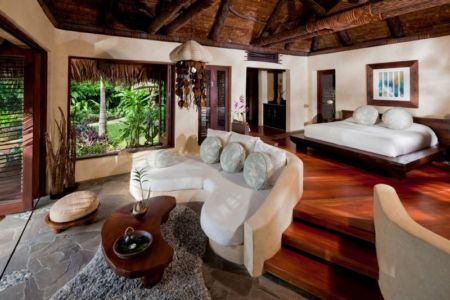 chambre à coucher - Laucana Island - Suva, îles Fidji