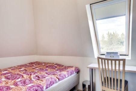 chambre étage & ouverture vitrée - Vacation-home par Stunning Pyramid - Thingvellir, Islande