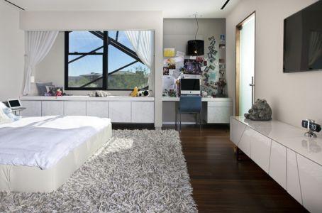 chambre ado - Tresarca House par assemblageSTUDIO - Las Vegas, Nevada, Usa