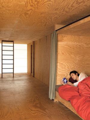 chambre avec lits encatrés - Barache residence par Jean-Baptiste Barache - Auviliers, France