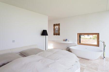 chambre & baignoire - villa-am-bodensee par jung - lac constance, Suisse