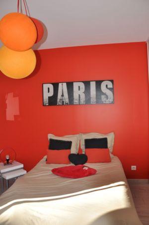 chambre enfant - Apple-House par Val de Saône Bâtiment - Mâcon, France