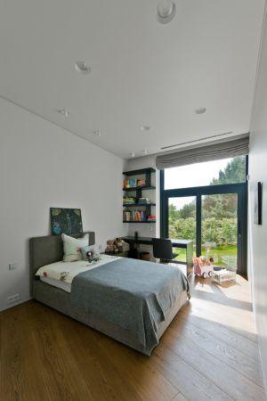chambre enfant - Family House par UAB Architektu biuras - Palanga, Lituanie
