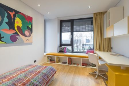 chambre enfant - Luxury Green Homes par Amber Gardens - Bucarest, Roumanie