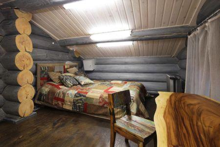 chambre enfant - Wooden Cottage par Elena Sherbakova près de Moscou, Russie