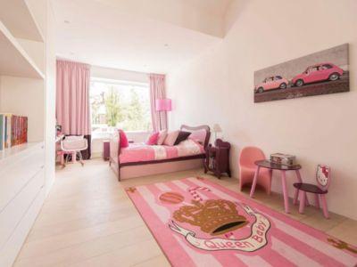chambre enfant - magnifique propriété à vendre à Uccle en Belgique