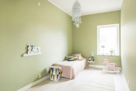 chambre enfant - villa-vallmo par Thomas Sandell - Skaraborg, Suède
