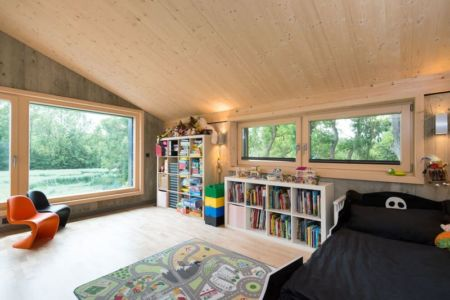 chambre enfant - despang par Despang Schlüpmann Architekten - Allemagne