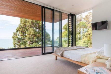 chambre et panorama - 25A Duncansby par Iconic Homes - Whangaparaoa, Nouvelle-Zélande