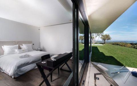 chambre et terrasse - Villa - France