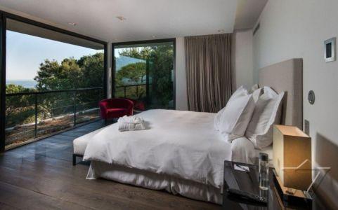 chambre et vue panoramique - Villa - France