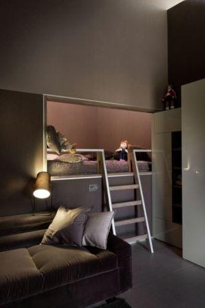 chambre filles - House-Kharkiv par Sbm studio - Kharkiv, Ukraine