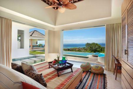 chambre & grande baie vitrée - jodie-cooper-design par Jodie Cooper Design - Bali, Indonesie