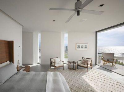 chambre - luxury residence par Ezequiel Farca - Marina de Puerto Vallarta, Mexique